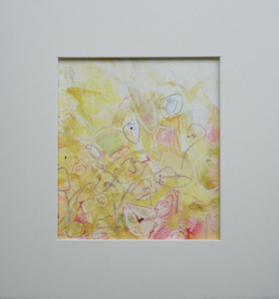 "<b>#2 - Unframed Flower Series  – Matted Size 14"" x 15"" (3"" mat) - $250</b><br/>Image Size 8"" x 9""<br/>Unframed<br/><br/>"