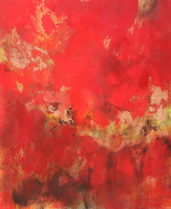 <b>Copper and Red Flow 3 (Acrylic)</b><br/>20 x 24<br/><br/>