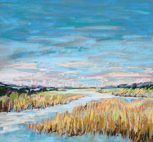 <b>Early Fall Marsh 3</b><br/>22 x 20<br/><br/>