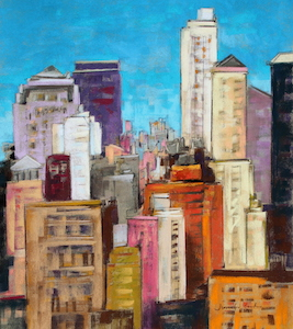 <b>From Brooklyn Bridge 6</b><br/>18 x 20<br/><br/>