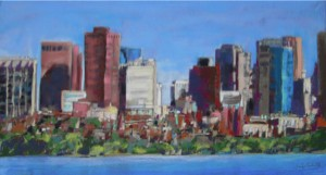 <b>From the Charles River</b><br/>30 x 16<br/><br/>