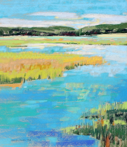 <b>Marsh View 1</b><br/>18 x 20<br/>Sold<br/>