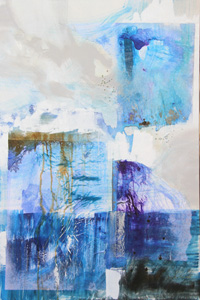 <b>Purple and Blue Series 2 (Acrylic)</b><br/>24 x 36<br/>Sold<br/>