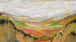 <b>Rolling Hills Tuscany 2</b><br/>28 x 16<br/>Sold<br/>