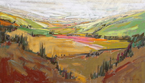 <b>Rolling Hills Tuscany 3</b><br/>28 x 16<br/>Sold<br/>