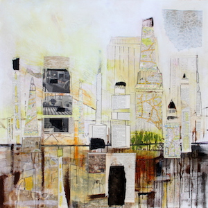 <b>Skyline 1 (Acrylic)</b><br/>Image Size 36 x 24<br/>Gallery Wrapped Canvas<br/><br/>