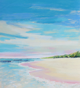 <b>Turquoise Waters IX</b><br/>18 x 20<br/><br/>