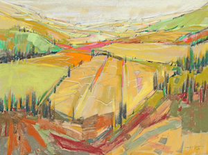 <b>Tuscan Countryside 6</b><br/>24 x 18<br/><br/>