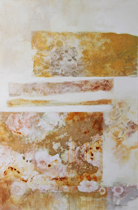 <b>Yellow and Gold Series 1 (Acrylic)</b><br/>24 x 36<br/><br/>